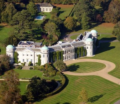 Goodwood House Wedding Venues West Sussex