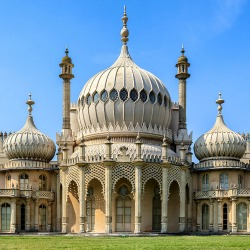 Brighton Royal Pavilion Wedding Venue