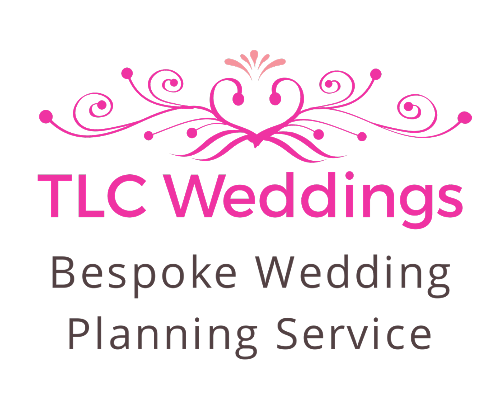 TLC Weddings Logo