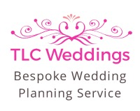 TLC Weddings Mobile Logo