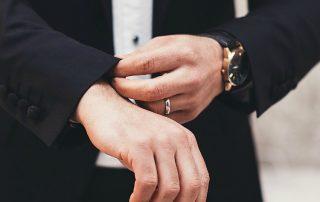 Groom wedding tips